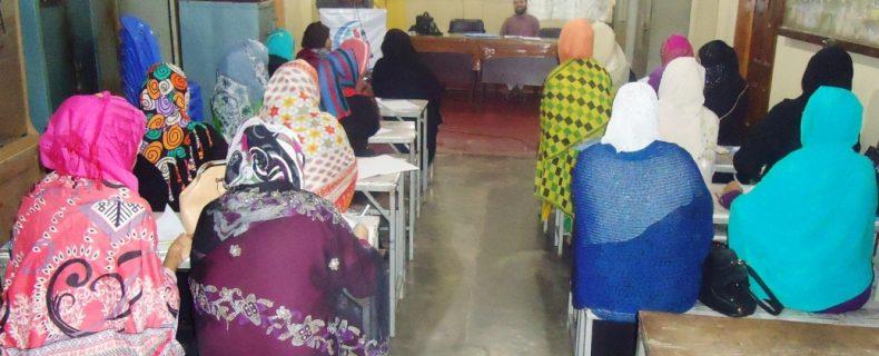 Woman's Masyala Masayel Course-1 Day 4